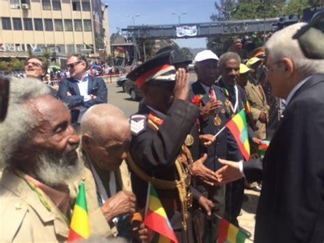 ultime notizie di politica interna italiana addis abeba la visita di mattarella in etiopia corriere it