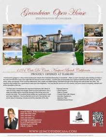 how to make a pdf real estate flyer step by step