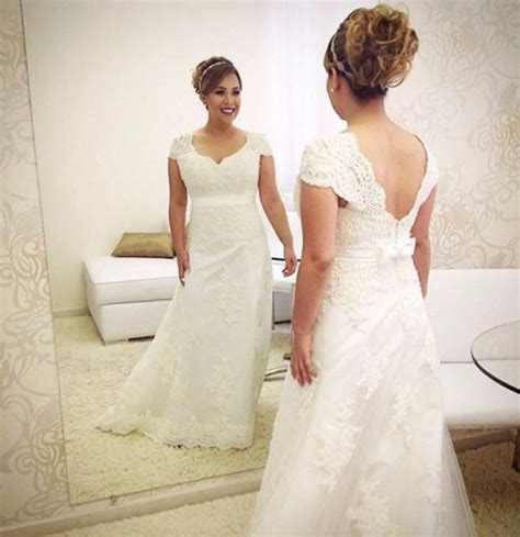 simple plus size wedding dresses cheap simple wedding dress plus size vintage lace