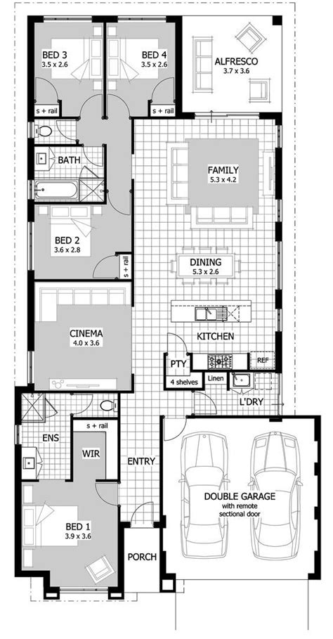 villa floor plans australia best 25 australian house plans ideas on pinterest 5 bedroom house plans one floor house