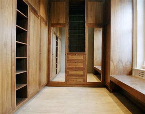 Mirror In Wardrobe by Louis Baker Construct Residential Boltons House