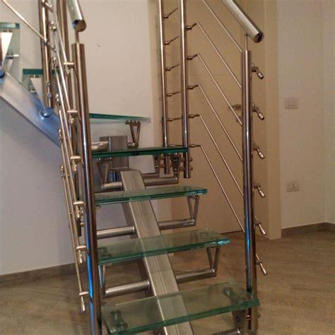 scale inox per interni cancelli inferriate ringhiere ferro e inox scale ferro
