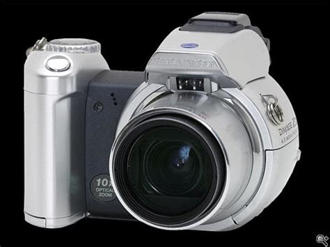 konica minolta dimage z2 review: digital photography review
