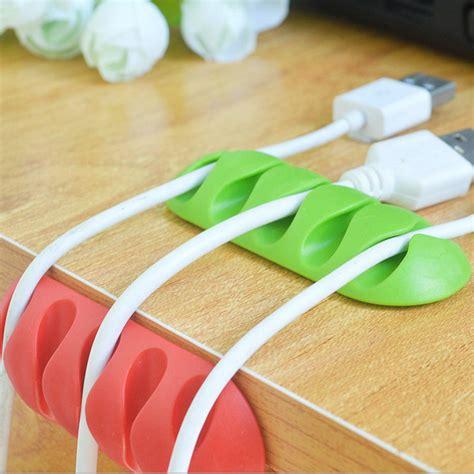 Kabel Klip Cable Clip klip kabel organizer cable clip multi color