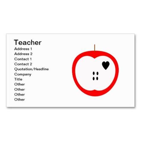 tutor business card etsy