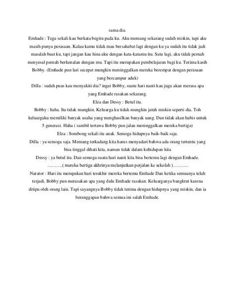 contoh naskah drama persahabatan 5 orang contoh naskah drama 5 orang jawa posting contoh naskah