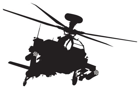 military apache helicopter wall decal contemporary