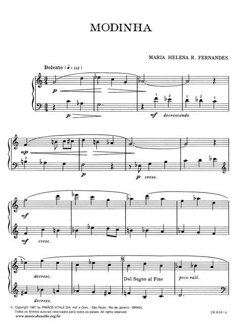 Maria Helena Rosas Fernandes - Modinha | Musica Brasilis