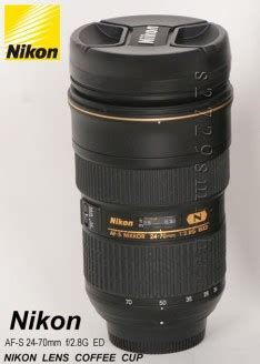 now a nikon lens coffee cup appears | ubergizmo