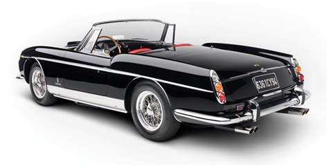 ferrari superamerica 1962 ferrari 400 superamerica cabriolet has been auctioned