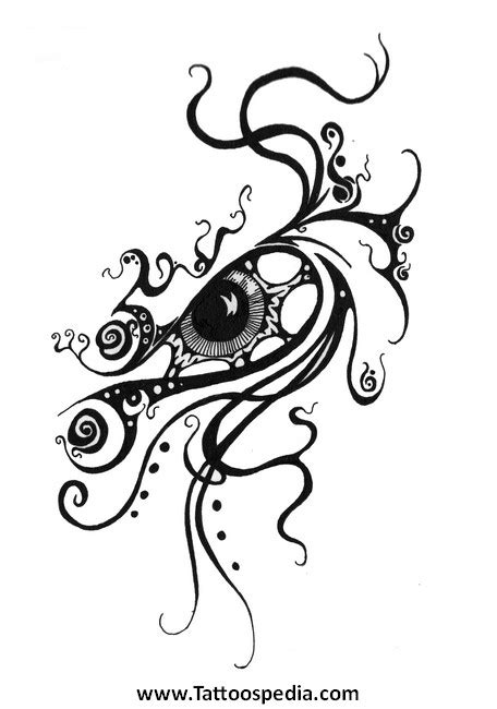 evil octopus drawing tattoo www pixshark com images
