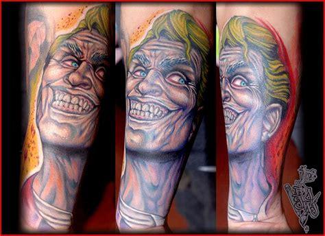Laughing Man By Big Gus Tattoonow Big Gus Flash 2