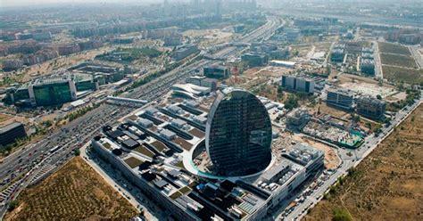 bbva oficinas en madrid nueva sede bbva ines ingenieros