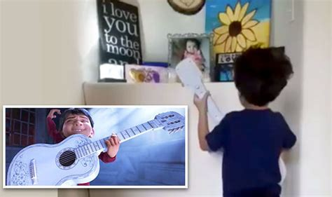 who sings in the boys room coco boy sing heartbreaking disney tribute to baby who died