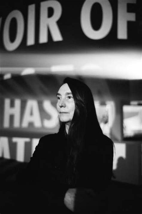 MODERN PAINTERS - Jenny Holzer | editorial/portrait