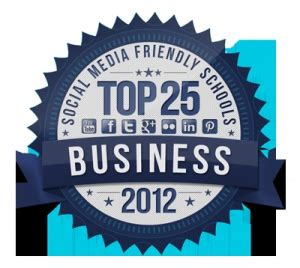 Friendly Mba Schools by Liberty Top 10 Most Social Media Friendly