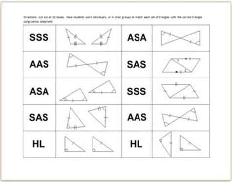 congruent triangles worksheet with answer triangle congruence worksheet search fabric worksheets triangles and
