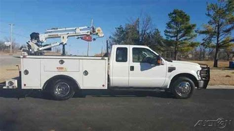 bed stuy cab service ford f 350 chassis 2008 utility service trucks
