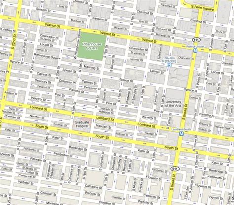 printable street map of philadelphia philadelphia street map center city free clipart