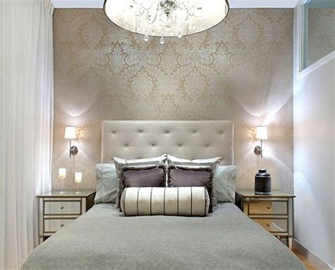bedroom wallpapers 10 of the best lorenzo damask wallpaper gabrielle embroidery bolster
