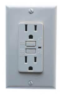 ground fault circuit interrupter gfci outlets 20amp permanent gfci outlets