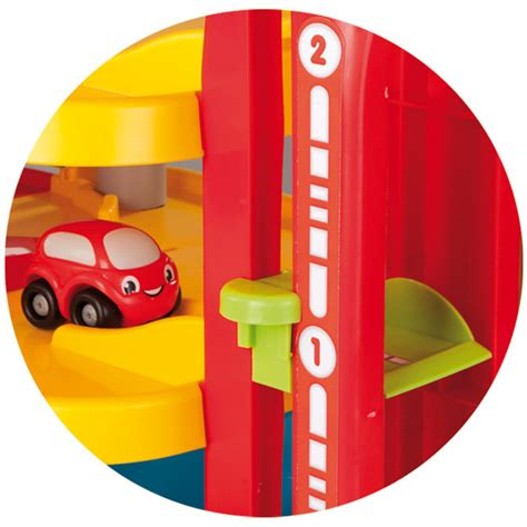 Grand Garage Vroom Planet Smoby by Grand Garage Vroom Planet Pour Mini Bolides Dvd Smoby