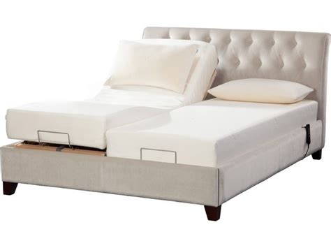tempurpedic bed frame tempur ashby bedstead 5 0 king size adjustable massage