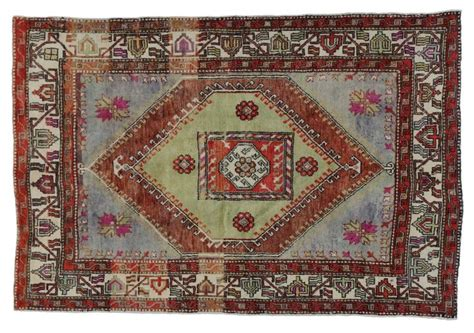 boho rugs for sale boho chic modern tribal design turkish oushak rug for sale at 1stdibs