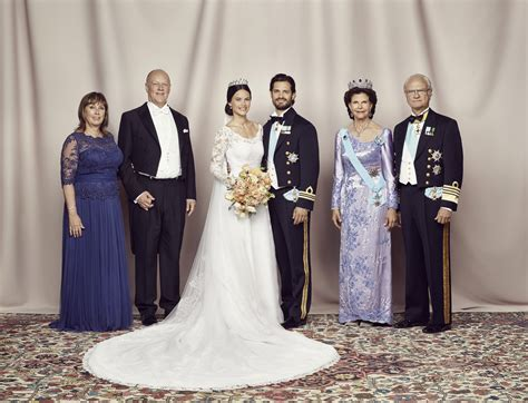 royal wedding 2015 the swedish royal family updated with
