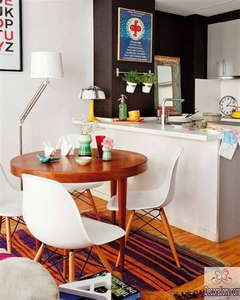 tiny apartment ideas 25 luxury small dining room ideas decorationy