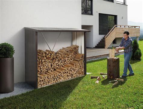 metallgestell landi kaminholzregal ger 228 teschrank biohort woodstock gr 230