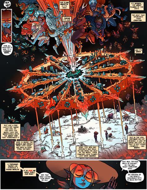 kill 6 billion demons book 2 kill six billion demons kill six billion demons 187 wielder of names 3 40 creation