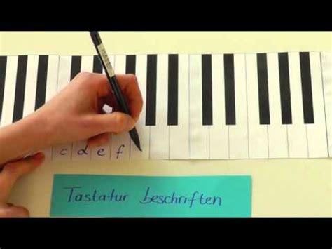 Permalink to Klaviertastatur Zum Ausdrucken Pdf