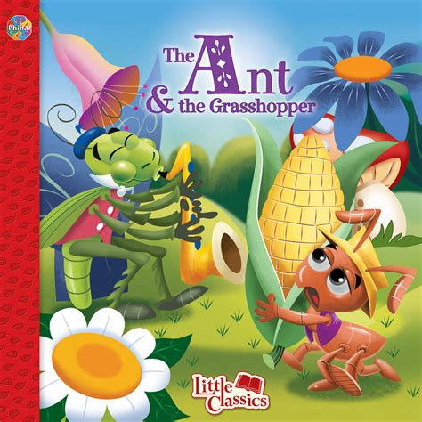 the ant and the grasshopper picture book the gallery for gt the ant and the grasshopper book