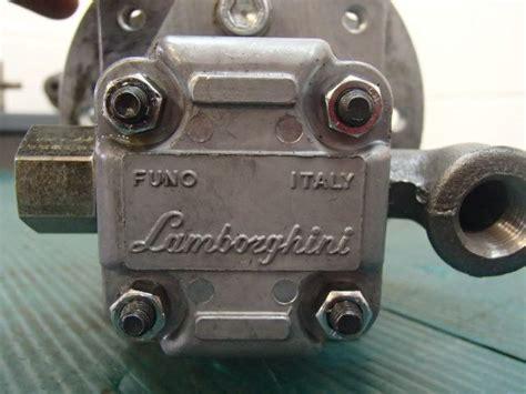 Lamborghini Hydraulic Pumps Lamborghini Hlpdg0507d Hydraulic
