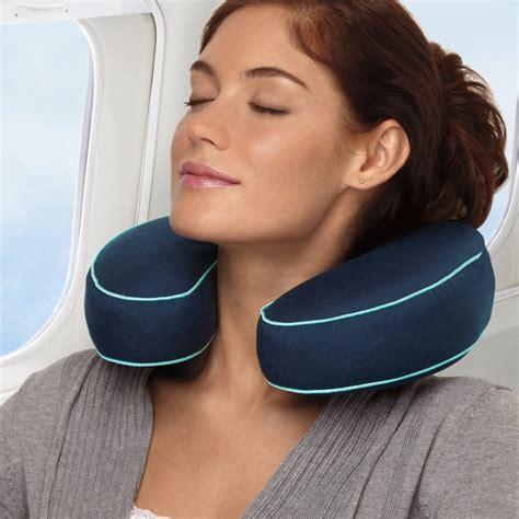 neck pillow flight tips