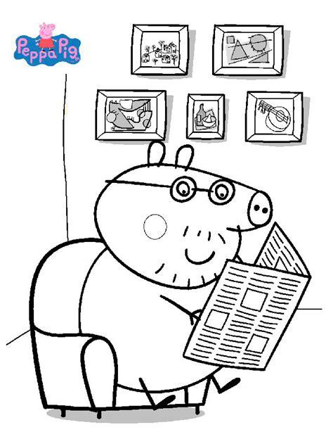 dibujos para imprimir y colorear videos y juegos de dibujos de peppa pig para imprimir y colorear 161 gratis 174