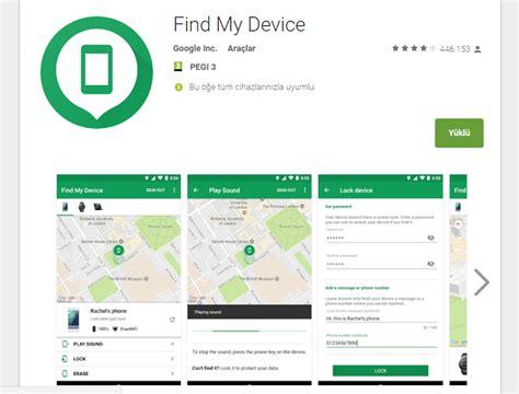 Find My Device Android Telefonda Yapmanız Gereken Ilk Ayarlar Mediatrend