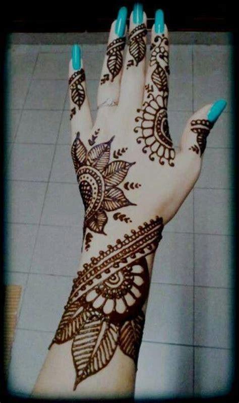 indian henna hand tattoo designs henna design ideas