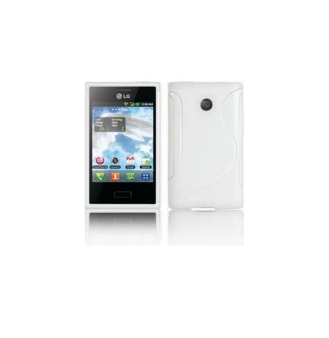 Hp Lg Optimus L3 jual capdase soft jacket lg optimus l3 e400 butik dukomsel