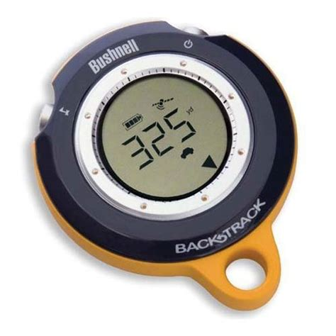 Gps Finder Bushnell Backtrack Personal Gps Location Finder The Green