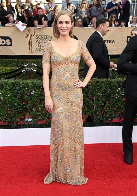 Emely Dress emily blunt beaded dress emily blunt looks stylebistro