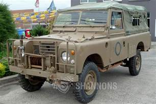 sold land rover series 3 ex army utility auctions lot