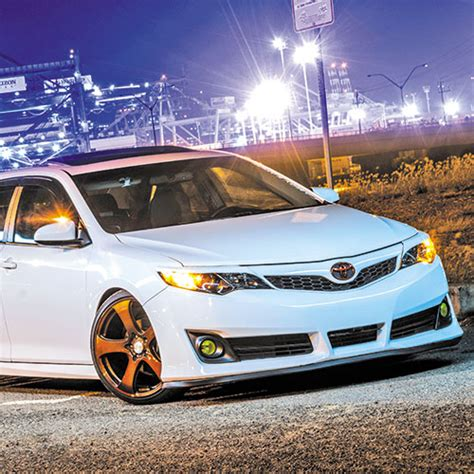 Toyota Camry Se 2012 Accessories Sp Rides The Family Honolulu Pulse