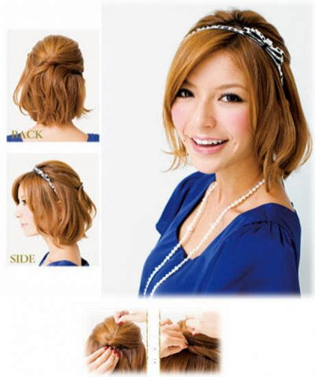 do it yourself hair stylesfor shoulder length hair prom hairstyles to do at home