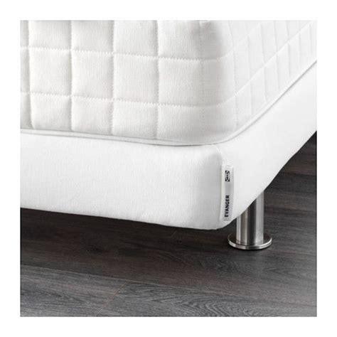 base per materasso evanger base per materasso bianco 160x200 cm ikea