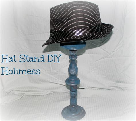 holimess hat stand diy
