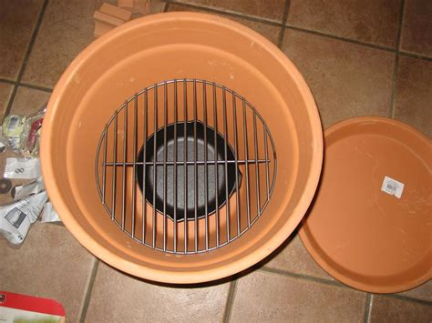 diy outdoor cooker how to build a claypot smoker