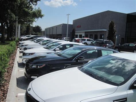 New Kia Dealer Courtesy Kia Brandon Ta Fl 33619 Car Dealership And