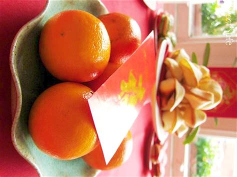 new year oranges and tangerines gong xi fa chai our indulgent new year